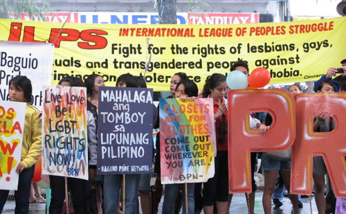 Anti homosexual marriage in the philippines