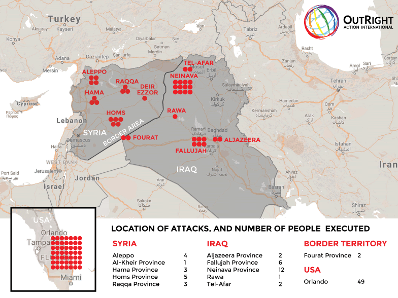 isis timeline of executions