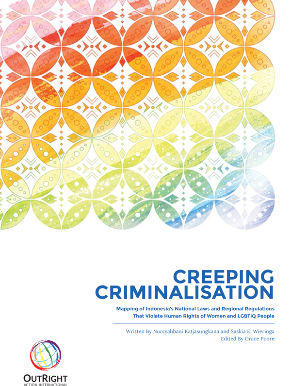 Creeping Criminalisation