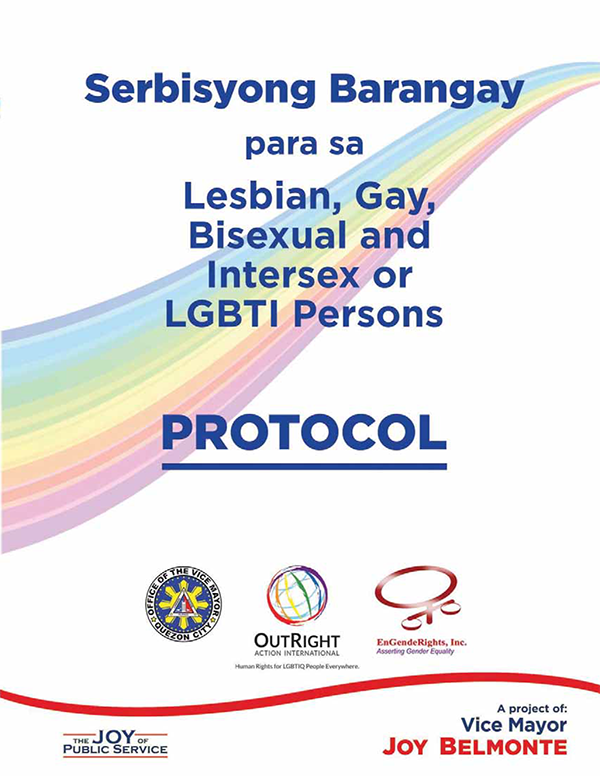 International Best Practice Guide To Equality On Sexual Orientation And Gender Identity