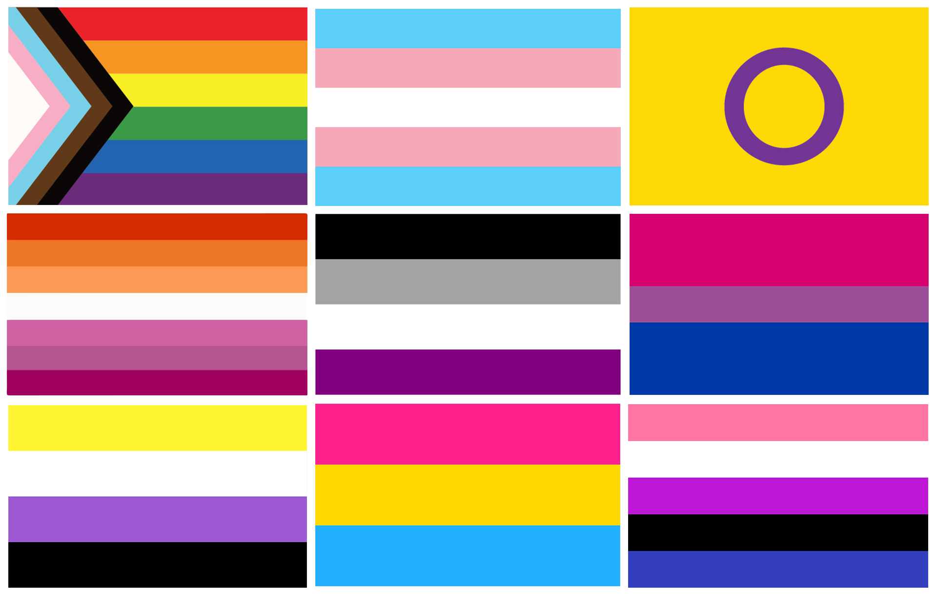 Flags of the LGBTIQ Community | OutRight Action International