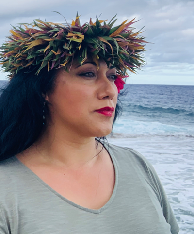 Phylesha Brown-Acton, Niue Island/New Zealand